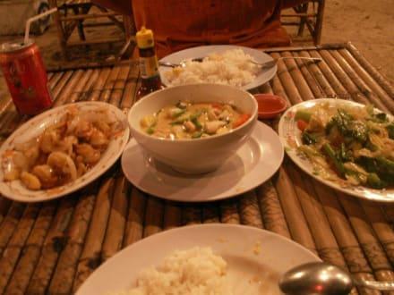 Abendessen - Palm Beach Restaurant