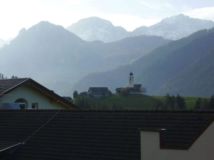 Bergsicht - Wandern St. Vigil in Enneberg