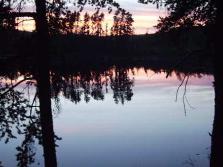 Einfach nur schön ... - Halfway Lake Provincial Park