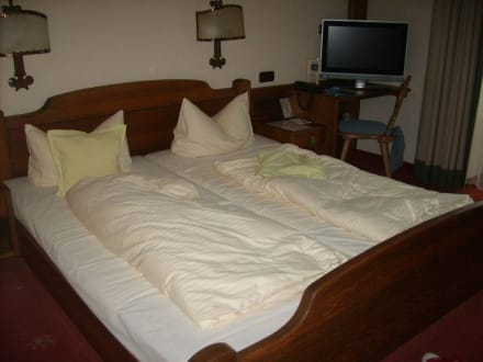 Zimmer - Hotel Staudacherhof