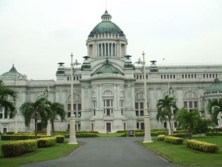 Throne Hall - Vimanmek Palast