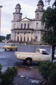 Die Kathedrale von Managua - Alte Kathedrale Santiago de Managua