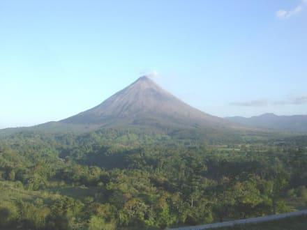 Arenal Vulkan - Vulkan Arenal