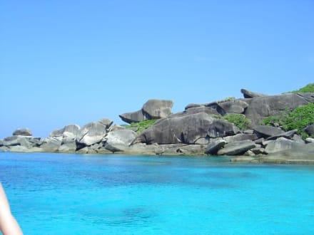 Similan Islands - Similan Islands