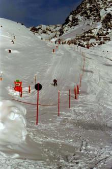 WISBI Strecke in Ischgl - Skigebiet Ischgl