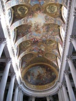 Schloss von Versailles - Schloß Versailles