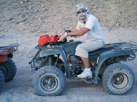 Quad - Quad Tour Hurghada