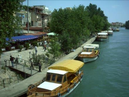 Türkei - Manavgat - Fluß - Flussfahrt Manavgat