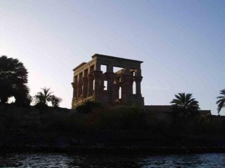 Assuan - Philae Tempel