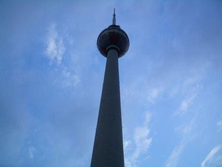 Fernsehturm - Berliner Fernsehturm