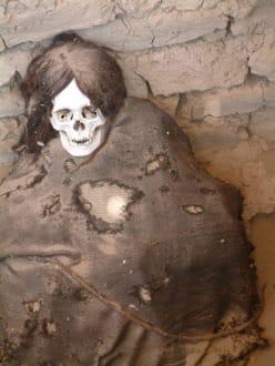 Mumie - Chauchilla Cemetery