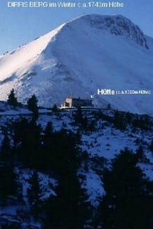 Die Hütte vom Dirfis' Berg / Evia - Dirfis Gebirge
