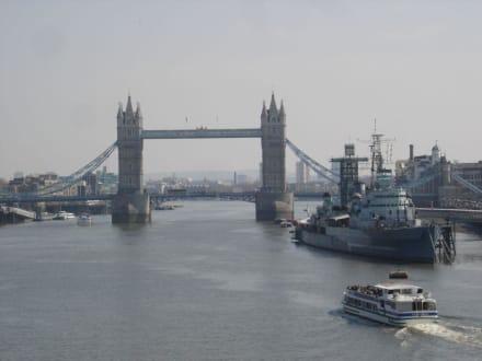 Kriegsschiff HMS Belfast - Kriegsschiff HMS Belfast