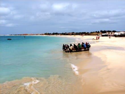 Die Fischer von Sal - Fischereihafen Santa Maria
