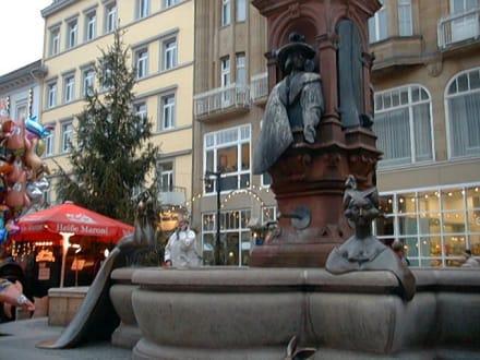Kaiserbrunnen - Altstadt Konstanz