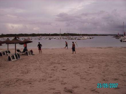 Hafenstrand - Platja des Port