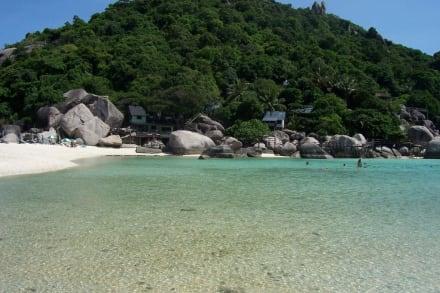 Koh Nangyuan - Insel Koh Nangyuan / Koh Nang Yuan