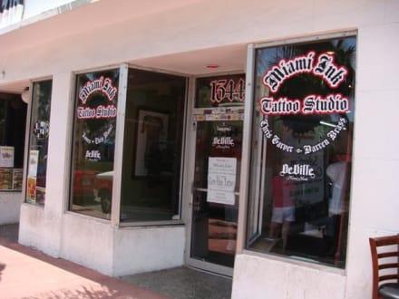 Building (other) - Miami Ink Tattoo Studio