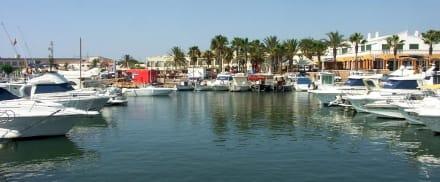 Jachthafen in Cala en Bosc - Yachthafen Cala'n Bosch