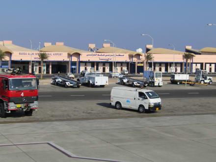 Airport Marsa Alam Bild Flughafen Marsa Alam Rmf In Marsa Alam