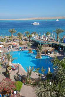 Pool view -