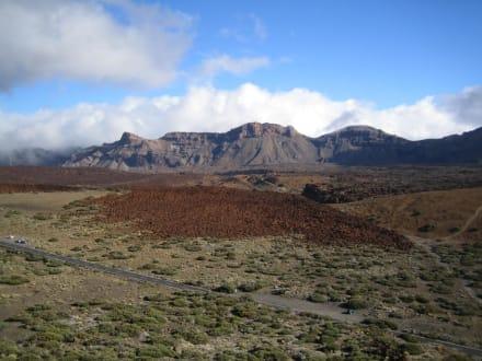 Landschaft  Teneriffa - Teide Nationalpark