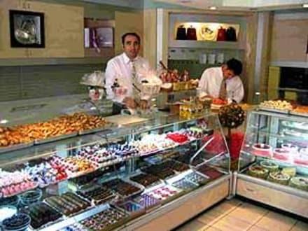"Nicht grade ""KALORIENARM"" aber LECKER - Cafe Salman"