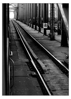 Railway - Hohenzollernbrücke