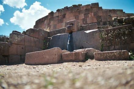 Inkaruinen von Pisac - Inka Ruine Pisac
