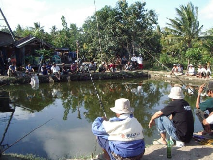 Put & Take See - Westküste Lombok