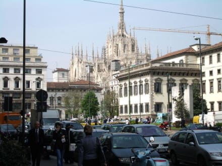 Religious sites (churches, temples, etc.) - Milan Cathedral