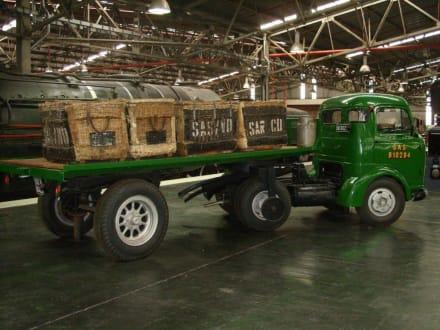 Alter Lastwagen - Outeniqua Choo Tjoe Transport Museum