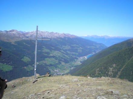 Gipfelkreuz - Wandern Ultental