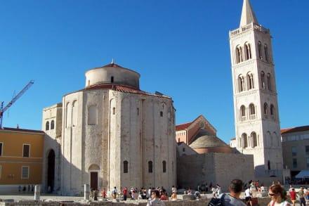 Zadar - Kirche St. Donatus