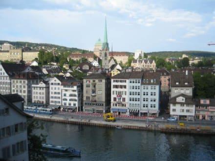 Zürich Altstadt - Altstadt Zürich