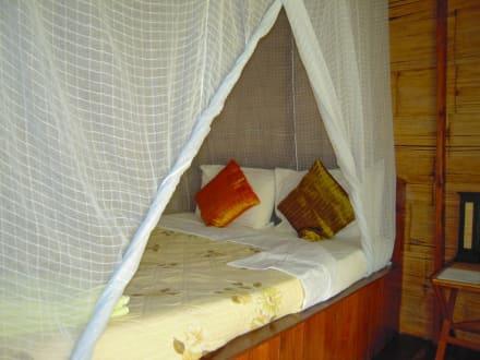Das Bett - Hotel Baan Pai Village