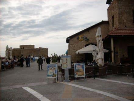 Das Alte Fort - Hafen Paphos
