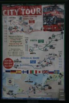 City Tour Informationen - Stadtrundfahrt Tallin