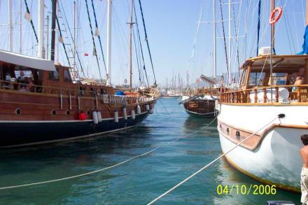 Hafen - Yachthafen Bodrum