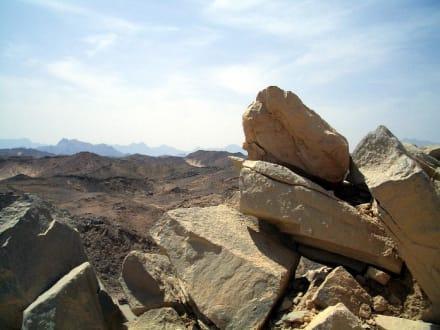 Wüstenlandschaft - Wüste