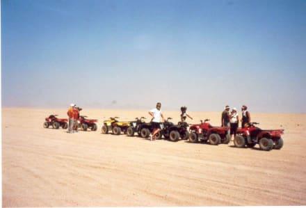 Quad-Safari - Quad Tour Hurghada