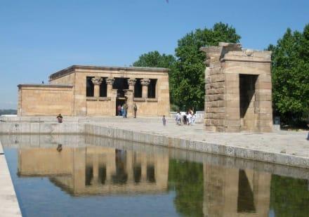 Templo de Debod - Templo de Debod