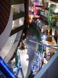 Einkaufstempel - Core Pacific City Living Mall