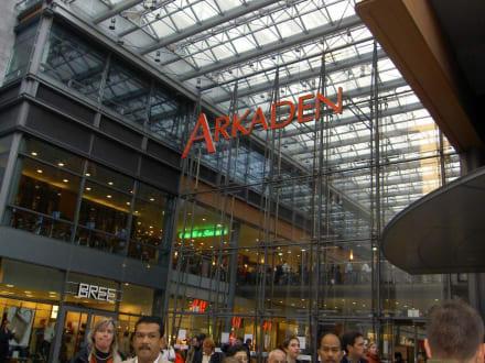 Einkaufszentrum Arkaden - Potsdamer Platz Arkaden