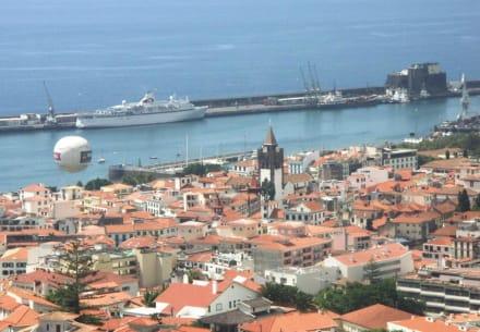 Funchal - Seilbahn Funchal