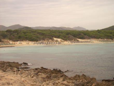 Weg zur Cala Agulla - Cala Agulla/ Cala Guya
