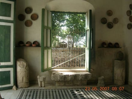 Innenraum Hacienda - Sisal Hacienda Yaxcopoil