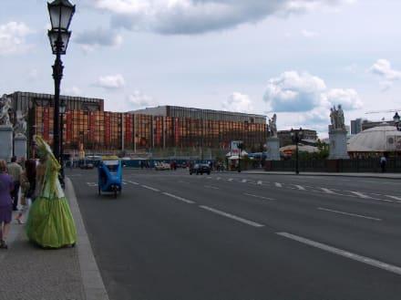 Palast der Republik - Palast der Republik (existiert nicht mehr)