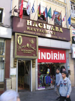 Haci Baba - Restaurant Haci Baba