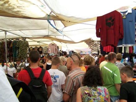 Einkaufen auf türkisch - Markt
